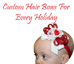 holiday bows