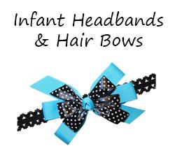 infant bows